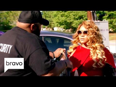 Married to Medicine: Quad's Security Kicks Mariah Out (Season 4, Episode 7) | Bravo