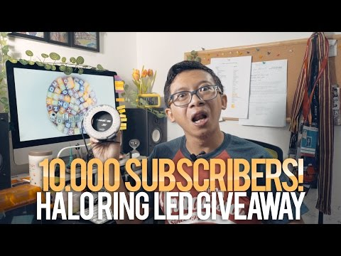 [CLOSED] Giveaway 10.000 Subscribers & Color Grading Tutorial(?)