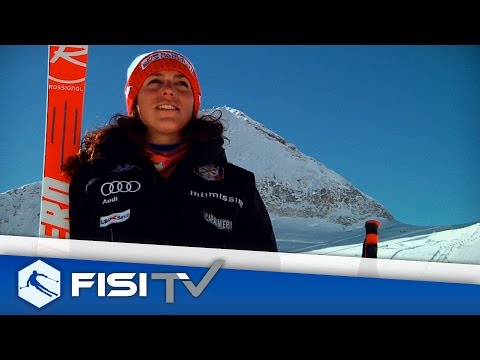 A Giant Slalom lesson with Federica Brignone | FISI Official