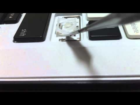 Macbook enter key