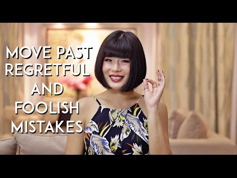 How To Move Past Regretful Mistakes - Happiness Vlog