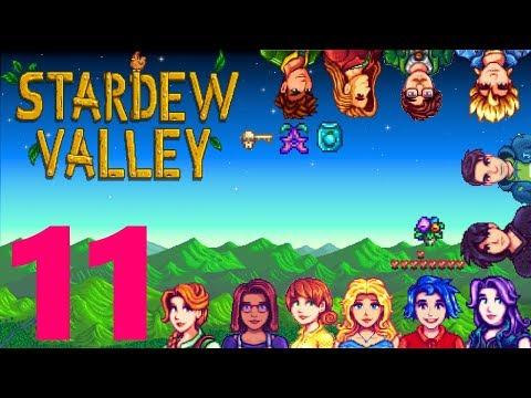 [11] BECOMING EMILY'S BOYFRIEND + CORN HARVEST! (Stardew Valley Multiplayer)