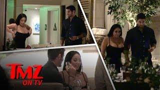 Jimmy G Takes Huge Porn Star On Romantic Date!   TMZ TV