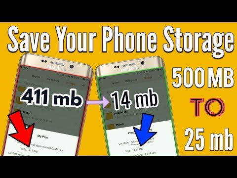 Best trick to FREE UP your phone Storage without delete anything