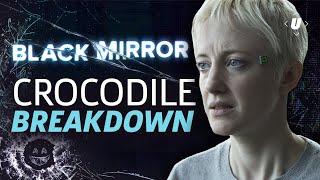 Black Mirror Season 4 Crocodile Breakdown And Easter Eggs!
