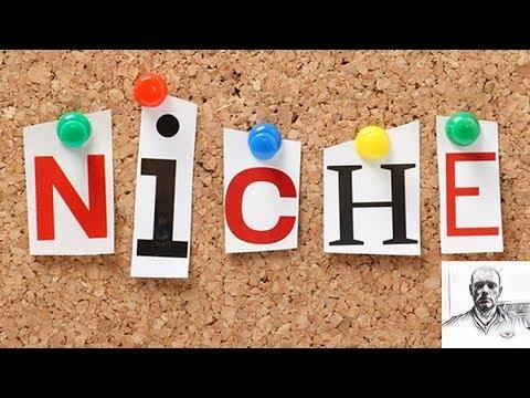 Niche Marketing A-Z: Beginner's Niche Market Blueprint