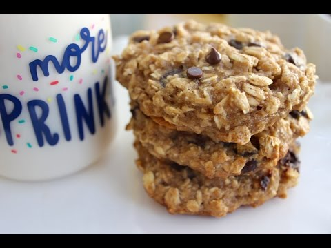 Healthy Oatmeal Chocolate Chip Cookies | Kids | Whole Vegan Living