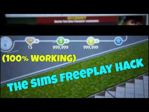 The Sims FreePlay Hack 2017 - Unlimited Free Money & Life Points (iOS & Android)