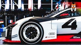 Audi e-tron Vision Grand Turismo - Rundgang