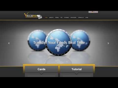 VICCIIPAY.COM - How to Activate your Vicciipay MasterCard and how to change your password - (ENG)