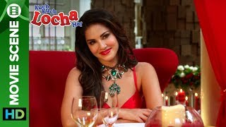 Sunny Leone on blind date