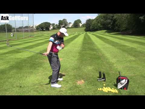 Golf Drill For a Improved Golf Swing