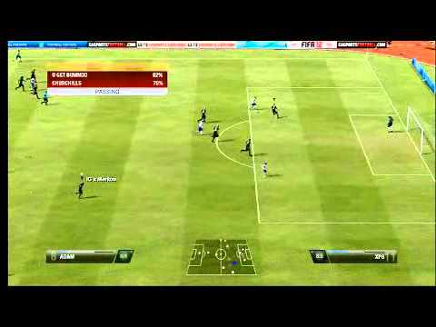 Fifa 12 | Road To A 5 Star Pro Club | Episode 01