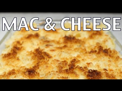Mac n Cheese (Traditional) Recipe - BenjiManTV