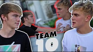 My Experience At The New Team 10 house...