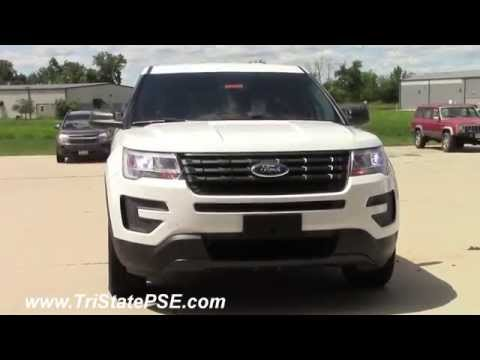 2016 Ford Interceptor Utility SUV - Overview -