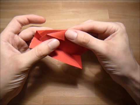 Origami 4 Interlocking Triangular Prisms