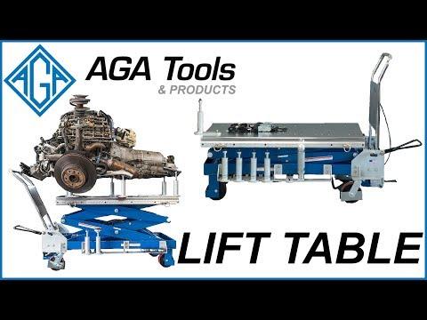 AGA Lift Table