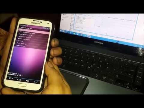 Root Galaxy S5 G900M , G900F,G900P,G900W8 Android 5.0 lollipop