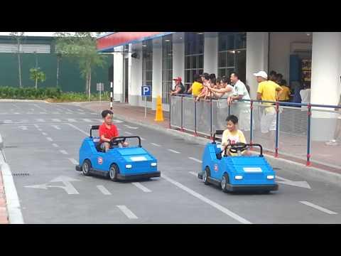 Driving School at Legoland Malaysia