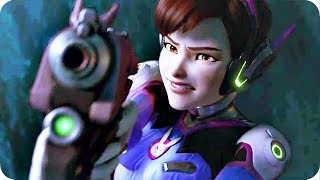 OVERWATCH All Animated Short Films & Origin Stories