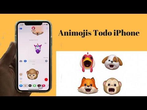 Animojis Del iPhone X En Cualquier iPhone