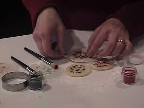 Easy Way to Decorate Sugar Cookies