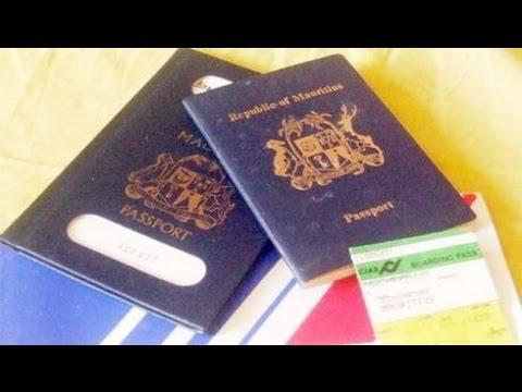 Travel Nightmares - Passport signature in Germany