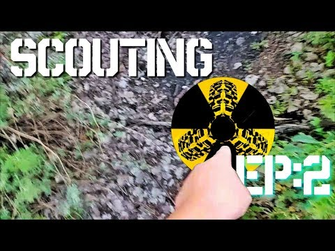 how to scout a trail | how to build a mtb trail Ep.2