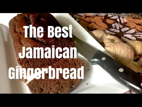 Jamaican Gingerbread   Recipe