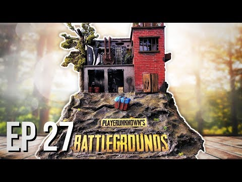 The PUBG Gaming PC - PC WARS EP 27