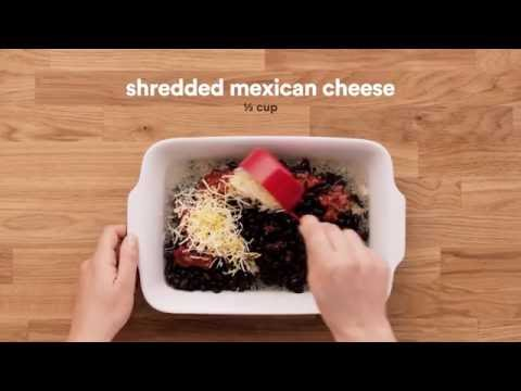 Campbell's Kitchen | Mexican Chicken & Rice Bake