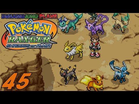 Pokémon Ranger: Shadows of Almia | Part 45 - Murph's Eeveelution Contest