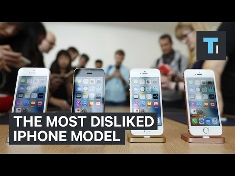 The Most Disliked iPhone Model