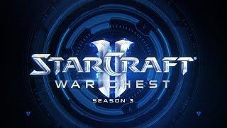 StarCraft II - War Chest Season 3 Preview