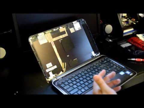 Laptop screen replacement / How to replace laptop screen HP DM4-3055dx