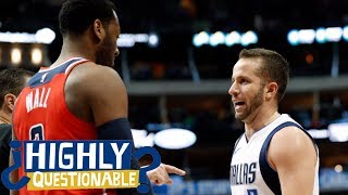 Did John Wall go too far with his comments about JJ Barea?   Highly Questionable   ESPN