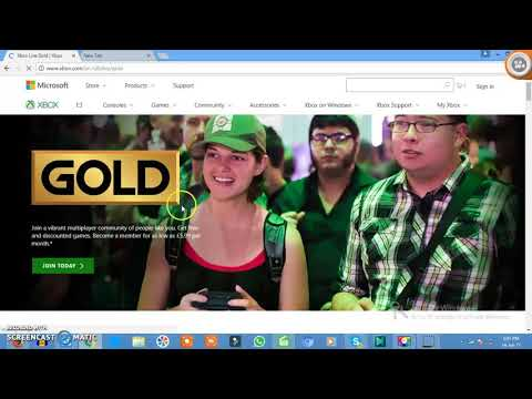 How to get Xbox Live Gold for Free  (2018) 100% Works