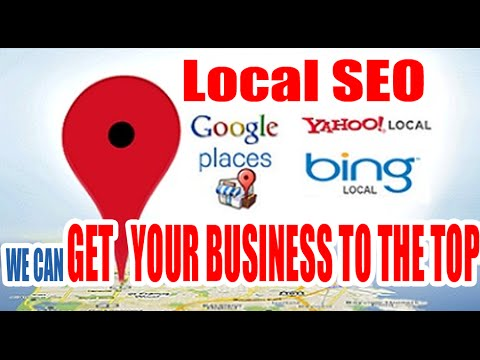 How to Rank High In Local Listings in Google Yahoo & Bing