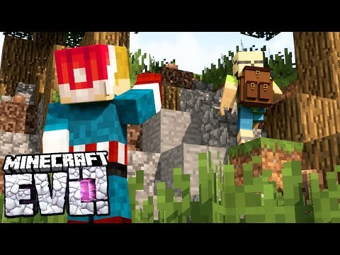 IT'S TIME TO LEAVE EVO... - Minecraft Evolution SMP #58