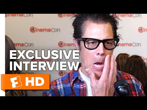 Johnny Knoxville Broke His Face Shooting Action Point - Red Carpet Interview | All Access