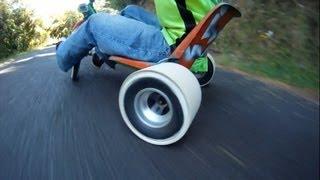 Drift Trikes - MadAzz New Years Slidefest 2013