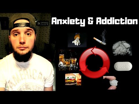 Anxiety and Addiction Feed Off Of Each Other!
