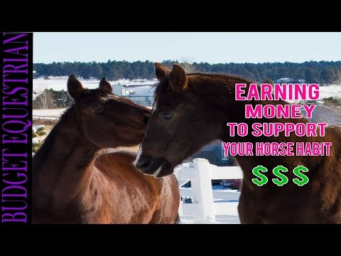 How To Earn Extra Money for Horses