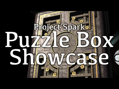 The Box Puzzle Showcase - Project Spark