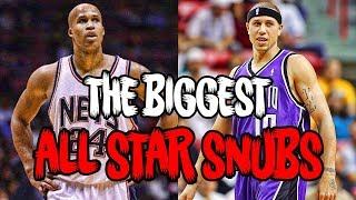 The 5 BEST NBA Players Who Were Never All Stars