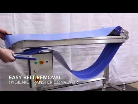 HTC hygienic transfer conveyor