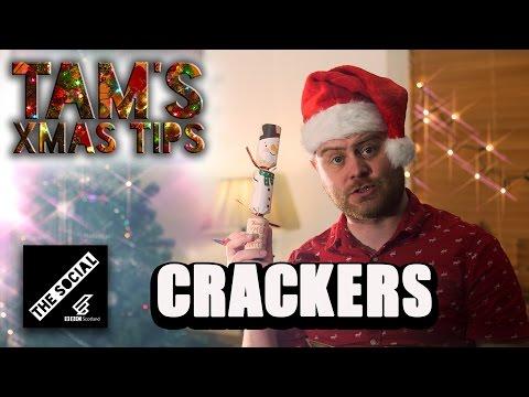 HOMEMADE CRACKERS | TAM'S XMAS TIPS