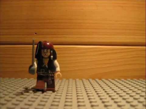 LEGO Jack Sparrow vs. Generał Grievous