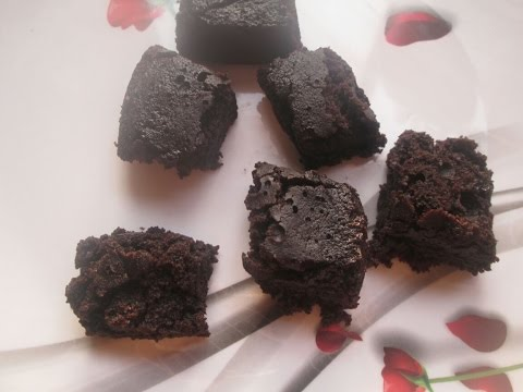 Eggless  Brownie Recipe |  Without Oven  |Learn in 2 Minutes or Less | Kerala Recipes || |